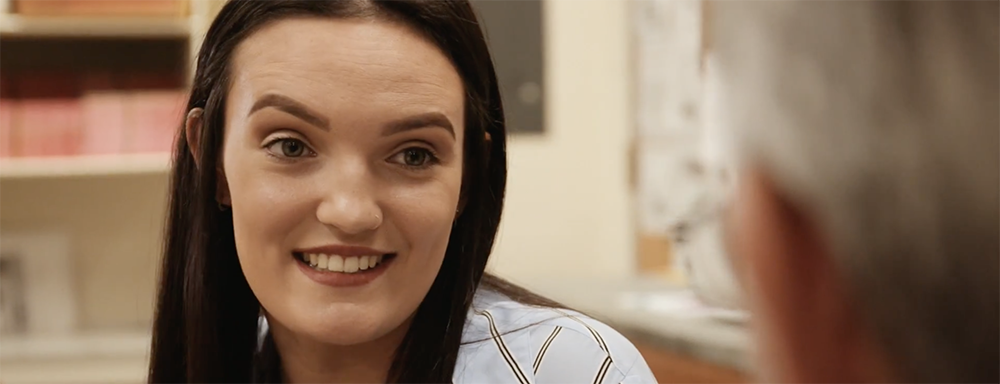 A Life Transformed at Adelphi: Deirdre's Story